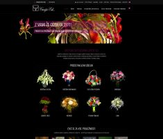 Spletna cvetličarna Cvetje Eli